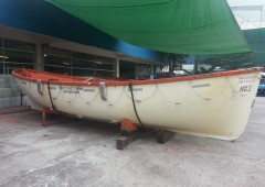 Open Lifeboat Repair